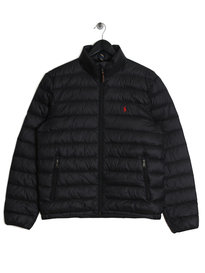 Ralph Lauren Polo Padded Jacket Black
