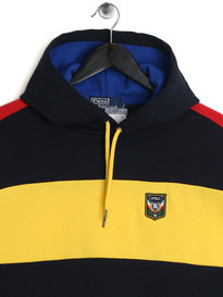 Ralph Lauren Polo Split Over Head Hoody Navy