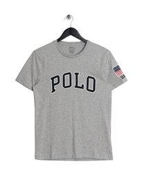 Ralph Lauren Polo SS T-Shirt Grey