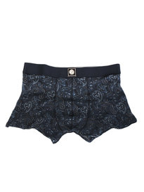 Pretty Green 3 Pack Boxer Shorts Navy