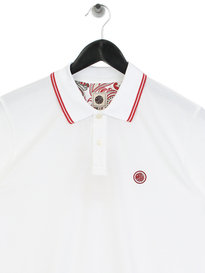 Pretty Green Barton Tipped White