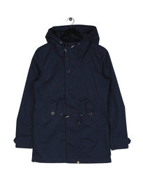 Pretty Green Baxter Parka Navy