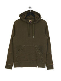 Pretty Green Burdale Hoodie Green