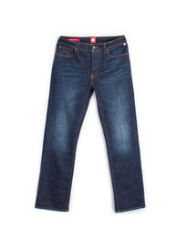 PRETTY GREEN BURNAGE 6 MONTH REG DENIM JEAN