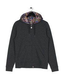 Pretty Green Busby Hoody Grey
