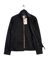 Pretty Green Corporation Monkey Jacket Black