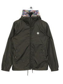 Pretty Green Darley Jacket Khaki Green