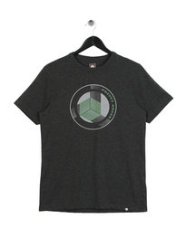Pretty Green Dunstan T-Shirt Grey