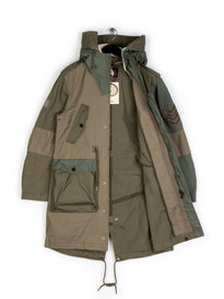Pretty Green Grosvenor Parka Green