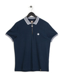 Pretty Green Holcombe Polo Navy