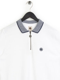 Pretty Green Holcombe Polo White