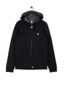 Pretty Green Hooded Sweatshirt Black