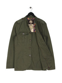 Pretty Green Langford Jacket Green