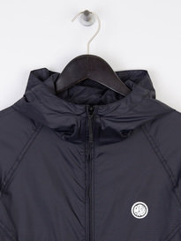 Pretty Green Lightweight Zip Up Jacket Black