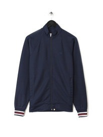 PRETTY GREEN MENS FORSTON TRACK TOP NAVY