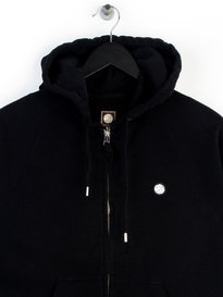 PRETTY GREEN MENS OXTED HOODY BLACK