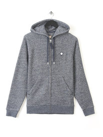 PRETTY GREEN MENS OXTED HOODY NAVY