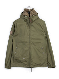 PRETTY GREEN MENS SEVENOAKS JACKET GREEN