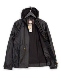 PRETTY GREEN MENS WREN JACKET BLACK