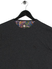 Pretty Green Mitchell T-Shirt Grey