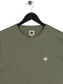 Pretty Green Mitchell T-Shirt Khaki Green