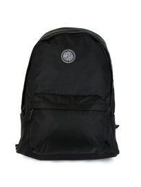 Pretty Green Nylon Backpack Black