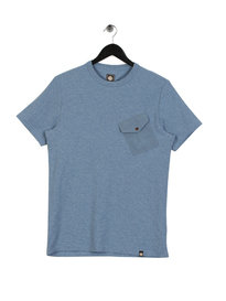 Pretty Green Ockham T-Shirt Blue