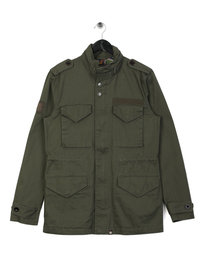 Pretty Green M65 Quin Jacket Green