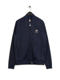 Pretty Green Seafire Tracktop Navy