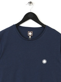 Pretty Green Ss Crew Neck T-Shirt Navy