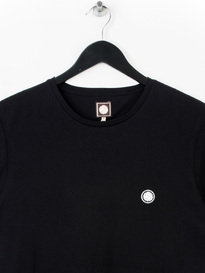 PRETTY GREEN SS CREW NECK T-SHIRT BLACK