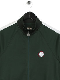Pretty Green Tilby Track Top Green