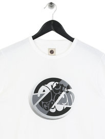 Pretty Green Token T-Shirt White