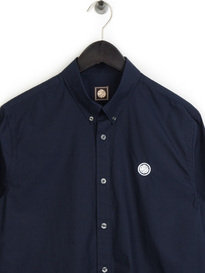 Pretty Green Vectis Shirt Navy