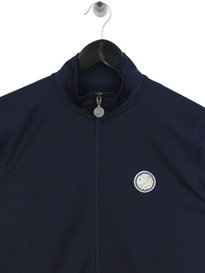 Pretty Green Venesta Tracktop Navy