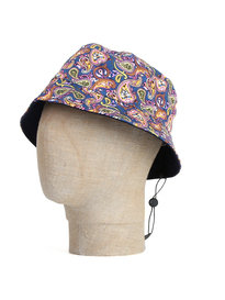 Pretty Green Vintage Paisley Bucket Hat