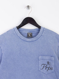 PRPS Stark M Heavy Pocket T-Shirt Violet