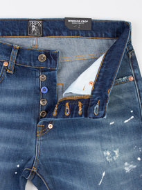 PRPS Windsor Crop Premium Denim