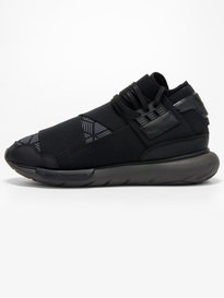 Y-3 Qasa High Trainers Black