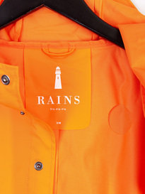 Rains 1201 Jacket Fire Orange