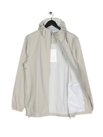Rains Base Jacket Moon Grey