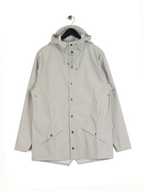 Rains Jacket Moon Grey