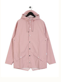 Rains Jacket Rose Pink