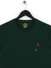 Polo Ralph Lauren Basic T-Shirt Green