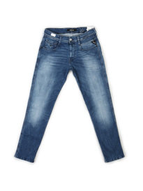 Replay 3914 661 808 Anbass Hyperflex Jeans Blue