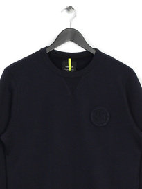 Replay Crew Sweatshirt Navy