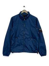Replay Hooded Jacket Navy