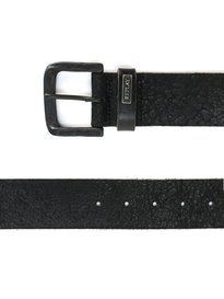 Replay Leather Belt Black