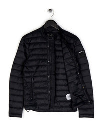 Replay Light Puffa Jacket Black