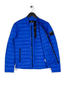 Replay Light Puffa Jacket Blue